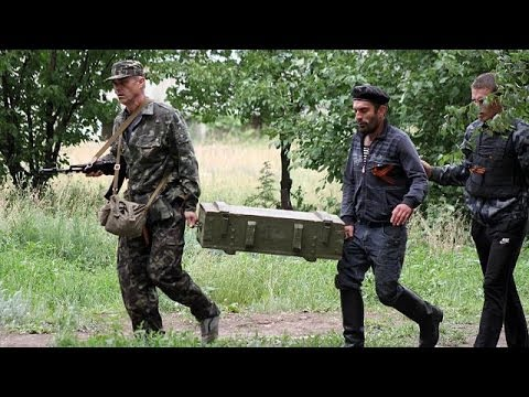 Ukraine military launches offensive in Luhansk