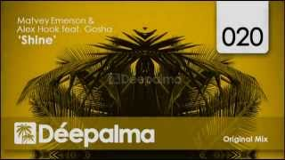 Matvey Emerson & Alex Hook feat. Gosha - Shine (Original Mix)