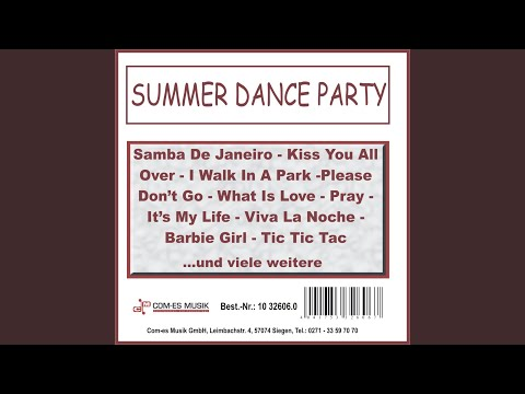 Medley: Barbie Girl / I Am What I Am / Y.M.C.A. / Please Don't Go / Intro
