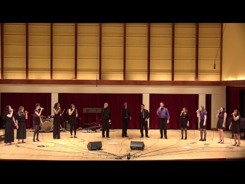 Vocal Jazz Ensemble - Jonathan Saeger, director