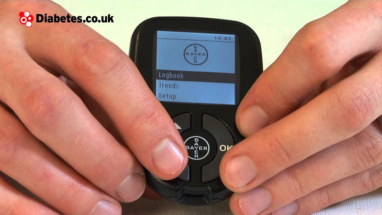 Bayer Glucose Meter >> Bayer Contour NEXT blood glucose meter review - YouTube