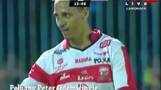 Highlight Match Persela Lamongan vs Madura United