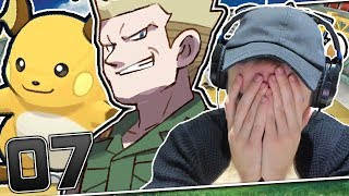 WILL SURGE DESTROY US?! Pokemon Let's Go Pikachu & Eevee ShinyLocke Part 07 w/ HDvee