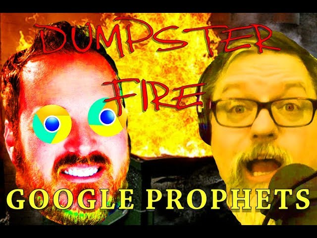 DUMPSTER FIRE: Shawn Bolz Google Prophet EXPOSED