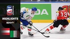 Abstieg nach Penalty-Drama: Österreich – Italien 3:4 | Highlights | IIHF Eishockey-WM 2019 | SPORT1