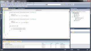 Уроки программирования  Урок 5