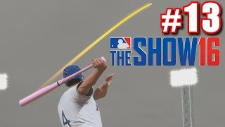 PINK BAT BOMB! | MLB The Show 16 | Road to the Show #13