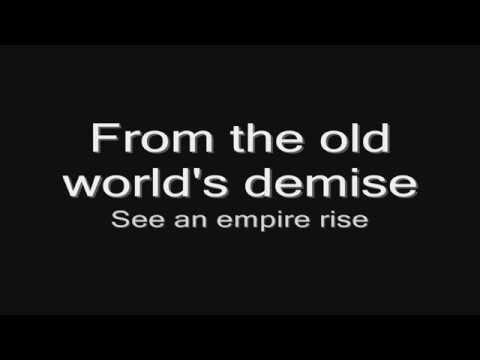 Sabaton - Gott Mit Uns (english lyrics) HD