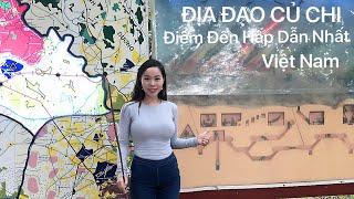 Địa Đạo Củ Chi: điểm đến bạn nhất định phải đi thăm quan, điểm đến hấp dẫn nhất Việt Nam