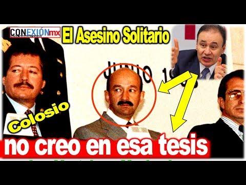Alfonso Durazo pone el dedo en la llaga  ¿Salinas y Cevallos?