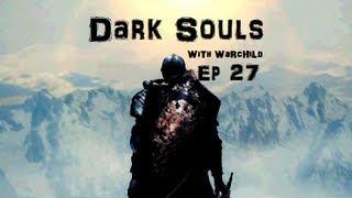 Dark Souls Walkthrough - Ep27 - How to Open Flood Gates New Londo Ruins