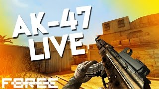 Bullet Force: Live Ak-47 Commentary W/ Face Cam I Review I How To Aim (1080p HD)