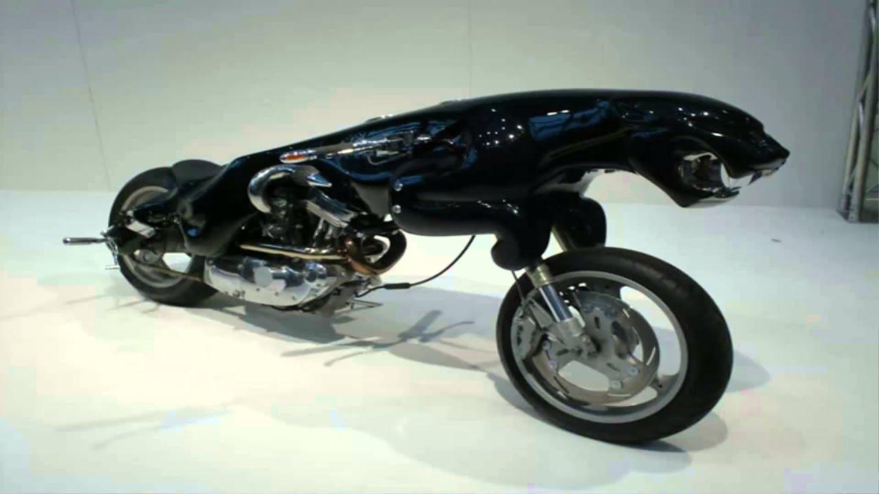 Las motos mas raras del mundo dise os de tuning for Disenos de motos