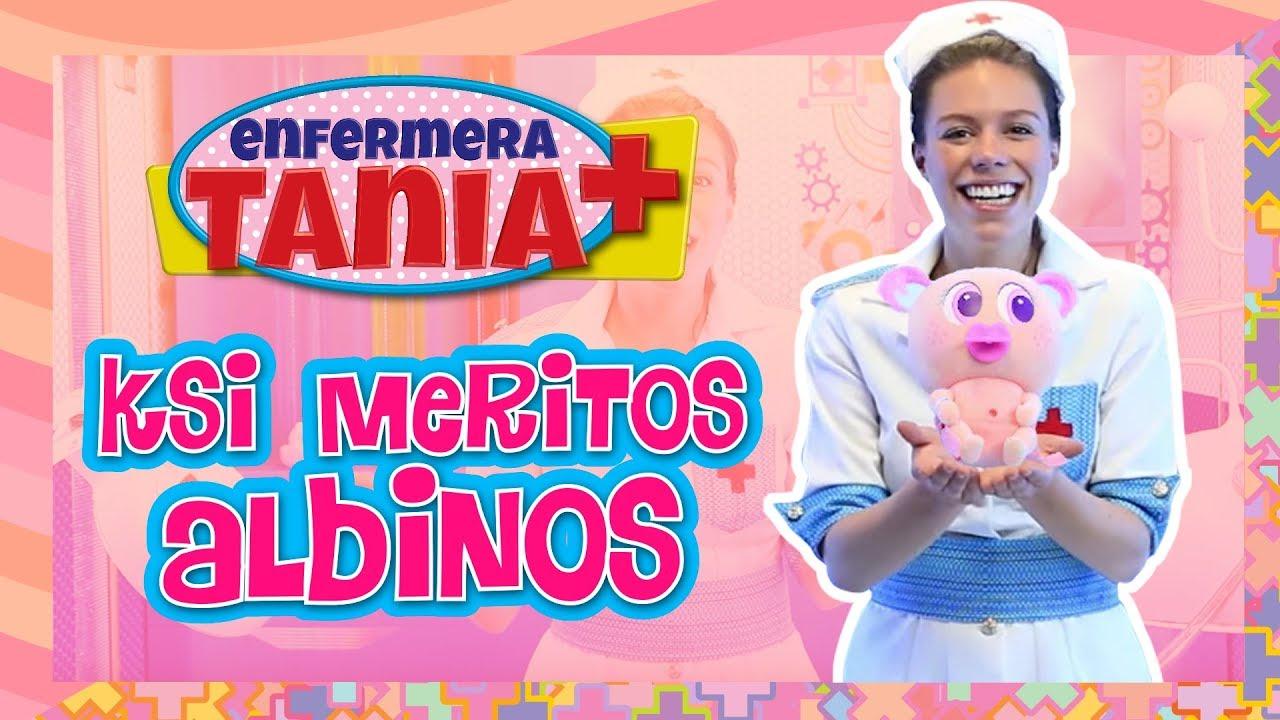 Enfermera Meritos Albinos Ksi Tania Enfermera UzVpqMGS