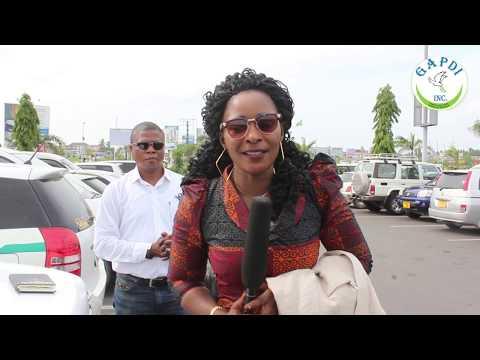 GAPDI Inc - Musaka Sadi trip to Africa on behalf of GAPDI Inc