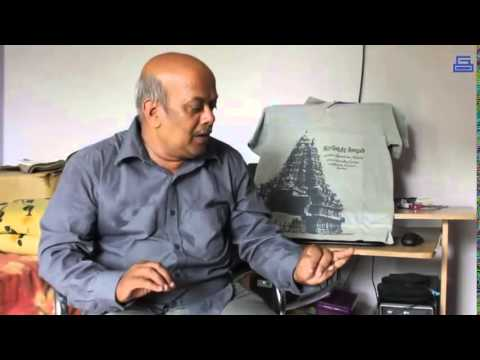 Sea Researcher - Orissa Balu about Tamil Culture and Ethnicity