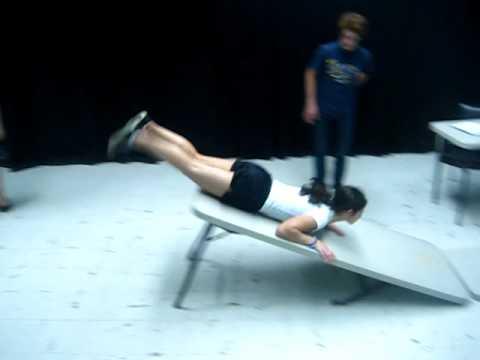Roan's Ultra-Slide!