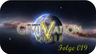 Civilization World - sinkendes Schiff - Folge 19 - German/Deutsch
