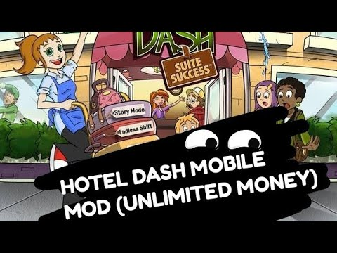 HOTEL DASH - Removed From The Play Store?! LEGIT WORKING MOD APK FOR FULL VERSION:UNLIMITED MONEY!!