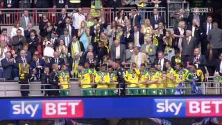 Middlesbrough vs Norwich City – Championship Play Off Final – Post Match