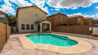North Las Vegas Home Pool