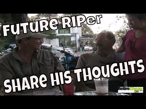 JC -- Interview with Future RIPer (Retiree In Paradise) -- Costs, Food, Marriage and Culture