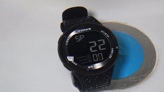 видео Мужские наручные часы Xonix