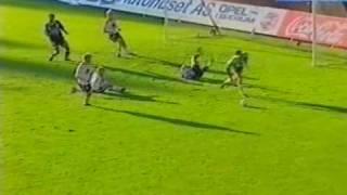 Stabæk - Rosenborg (1996)