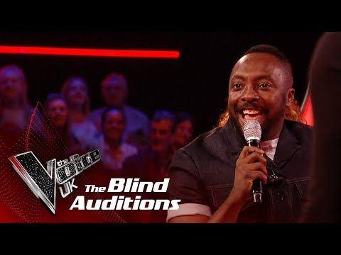will.i.am's 'I Gotta Feeling' | Blind Auditions | The Voice UK 2019