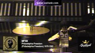 MFSB Philadelphia Freedom (Philadelphia Freedom) 1975 CBS.