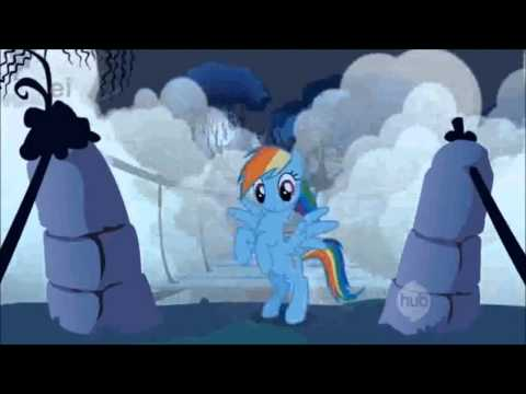 Rainbow Dash - I'm Gonna Fly music video