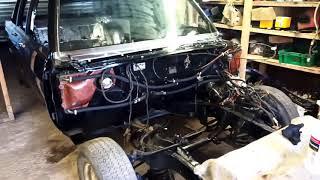 Сборка Чайки продолжается! Ремонт и реставрация ГАЗ 14 Чайка