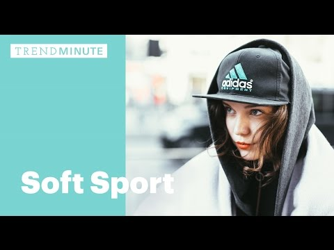Trend Minute: Soft Sport