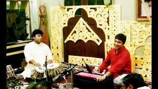 Suvendu Banerjee with Pandit Subhankar Banerjee, Indian classical solo harmonium