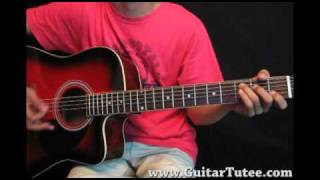 T I feat Justin Timberlake - Dead and Gone, by www.GuitarTutee.com