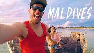 Maldives Dream Vacation with Kelsey | Brodie Smith