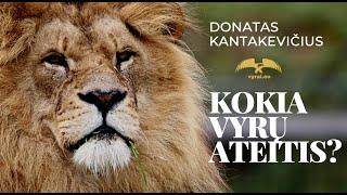 Donatas Kantakevičius - VYRAI.EU svečiuose Satori klube! VIDEO SKIRTAS TIK VYRAMS!