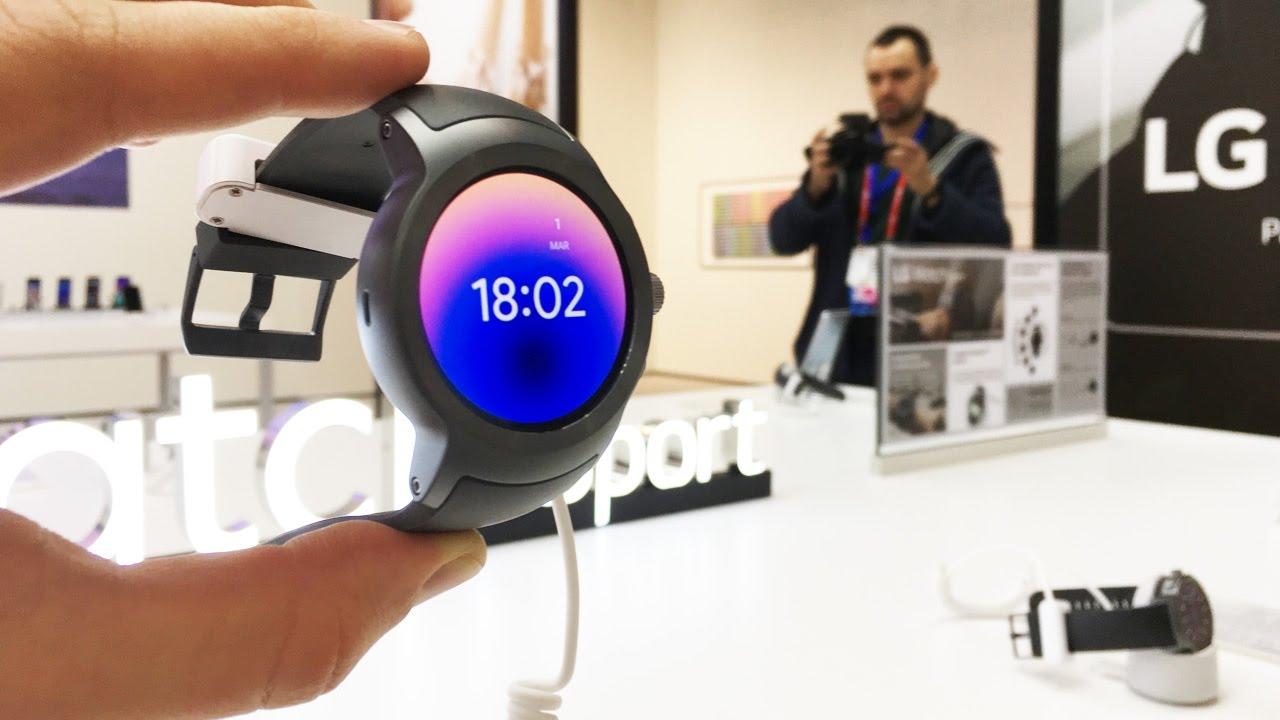 LG сделали крутые часы! Обзор LG Watch Sport и Style