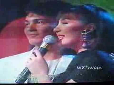 sharon and gabby singing Mahal.Kita.Walang.Iba