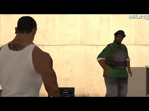 | GTA San Andreas - End Of The Line |
