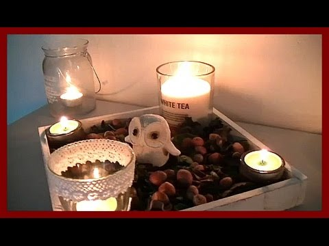 Diy herfst decoratie home youtube for Decoratie herfst
