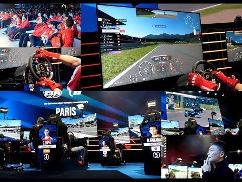 Gran Turismo Championship 2019 : virtuellement pro thumbnail