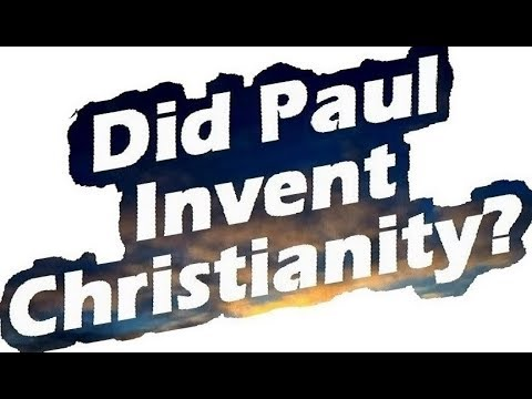 DID PAUL INVENT CHRISTIANITY? הברית החדשה (Reply2 jews for jesus one for israel maoz tbn messianic)