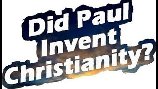 DID PAUL Invent CHRISTIANITY? (Messianic Jews for Jesus Jewish Voice igod.co.il One for Israel Maoz)