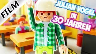 Playmobil Film Deutsch JULIAN IN 30 JAHREN! WIE WIRD DER