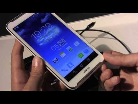 IFA 2013 - Asus FonePad Note 6