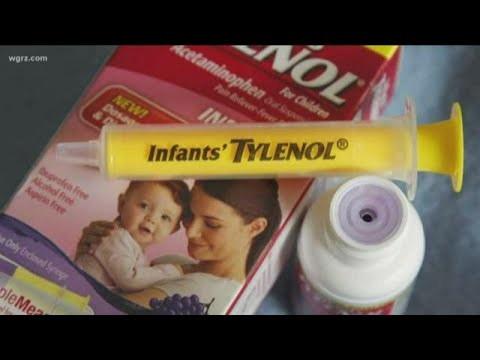 Mo - Have you purchased Infants Tylenol??  **LAWSUIT ALERT**