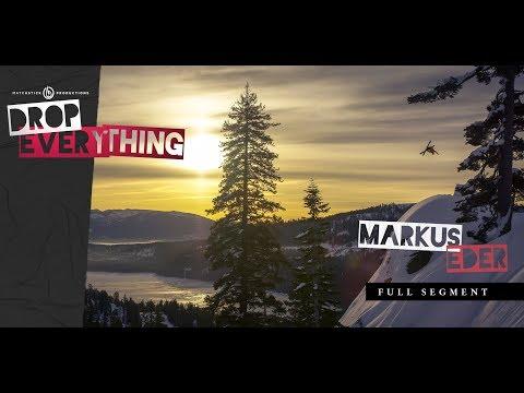 Markus Eder -  Drop Everything - Full Segment 4k
