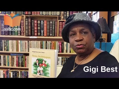 Gigi Best on her book Thomas the Melungeon