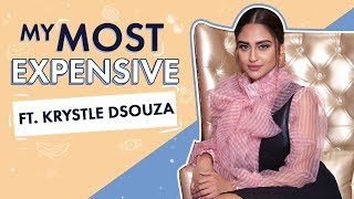 Krystle Dsouza reveals her most expensive things | Fittrat | Pinkvilla